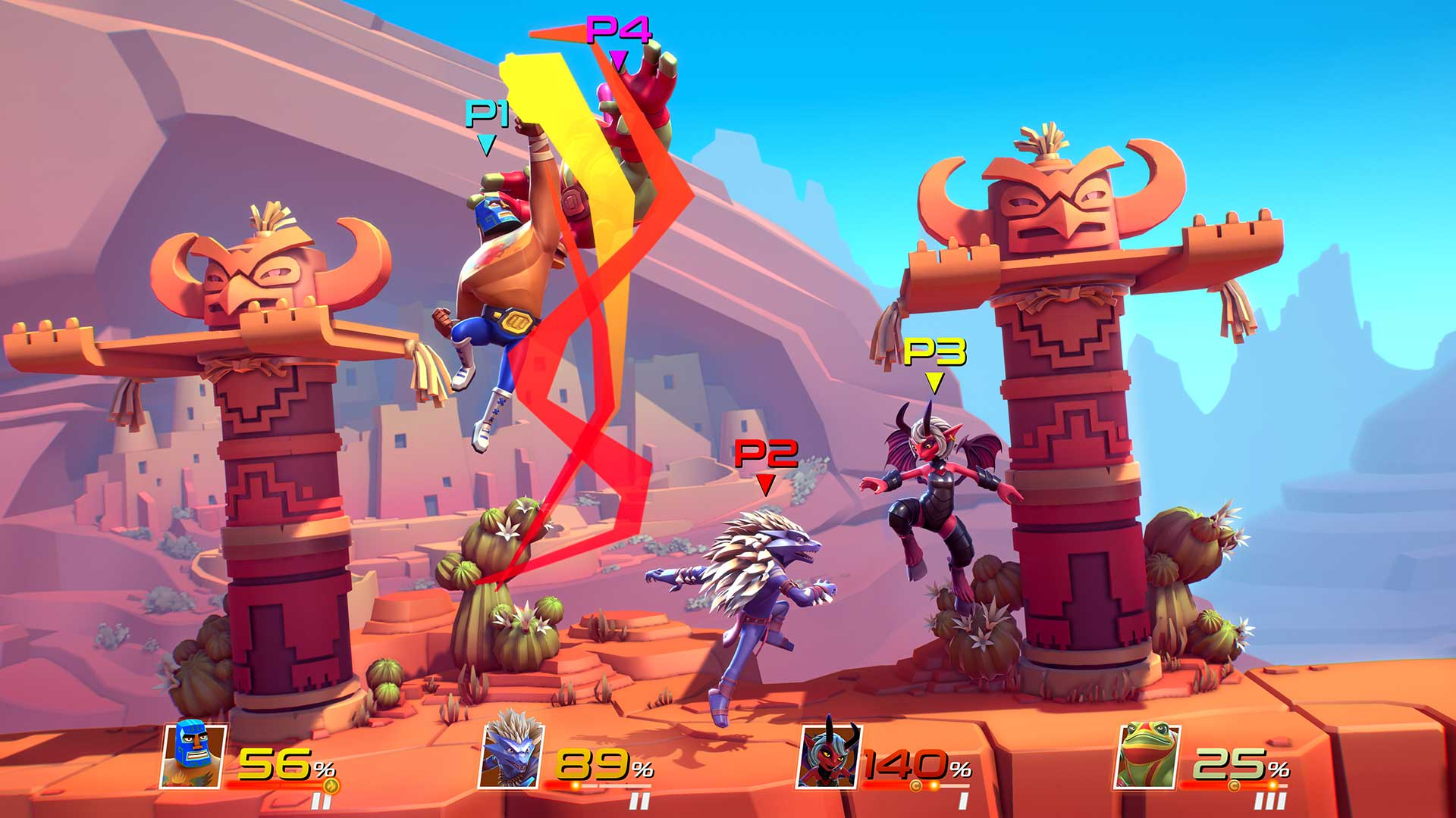 Brawlout Deluxe Edition (R3) (Eng/Chi)- Playstation 4 - Gamers Hideout
