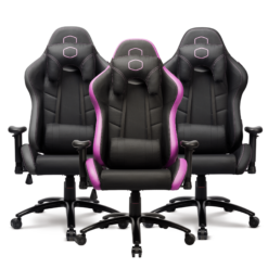 COOLER MASTER CALIBER R2 GAMING CHAIR all