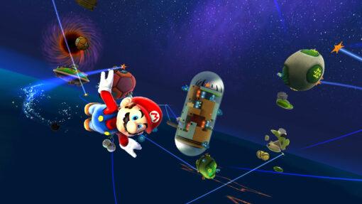Nintendo Switch Super Mario 3D All Stars