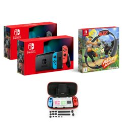 Nintendo Switch RIng-Fit-Bundle