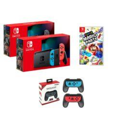 Nintendo Switch Super Mario Bundle