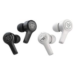 JLAB JBUDS Air Executive True Wireless Earbuds Black&White