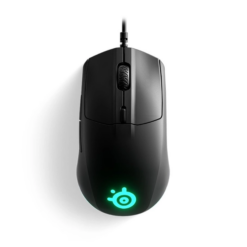 SteelSeries Rival 3 Wired Lightweight Gaming Mouse