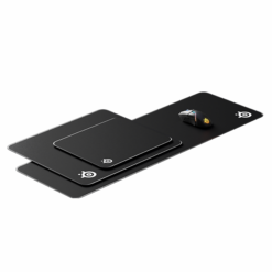 SteelSeries QCK EDGE Cloth Gaming Mouse Pad-Black